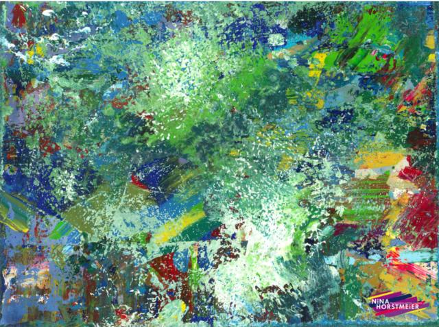 abstract, art, modern, spirit, color, sprenkel, pollock, richter, for sale